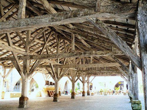 Halle in Monpazier