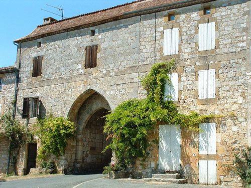 Porte Saint-Jean in Monpazier