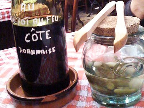 Auvergne Vineyard - Côte Roannaise