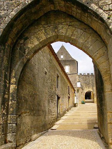 Beaumont du Perigord - Porte de Luzier