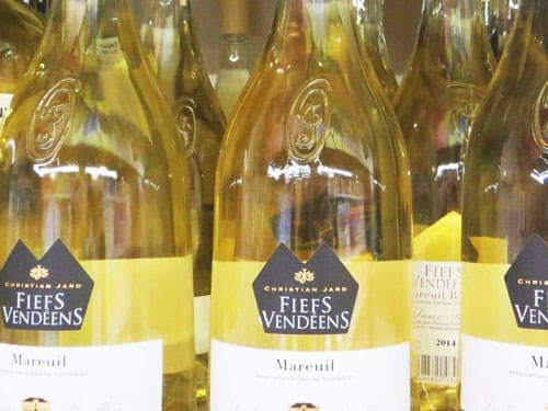Pays Nantais Vineyard - Fiefs Vendeens