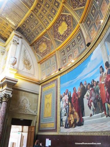 Ecole des Beaux-Arts de Paris - Amphitheatre d'Honneur