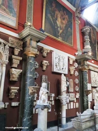 Ecole des Beaux-Arts de Paris - Casts Museum in former church