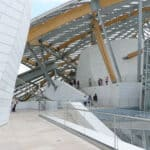 Louis Vuitton Foundation building