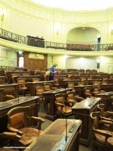 National Academy of Medicine - Salle des Seances