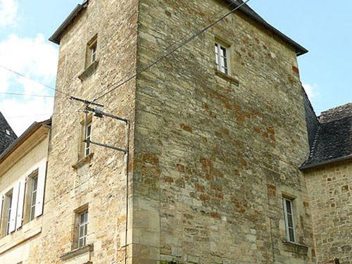 Maison Seguin in Saint-Robert