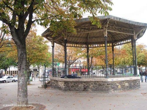 Music kiosks - Place de la Nation