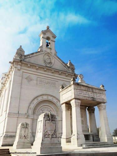 National Military Cemetery Notre Dame de Lorette - Notre-Dame-de-Lorette church