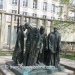 Burghers of Calais - Rodin Museum