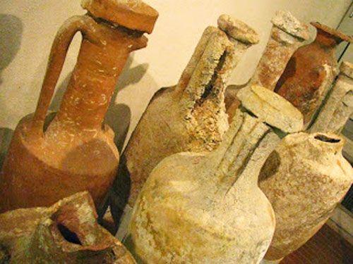 Cemelenum - Amphorae