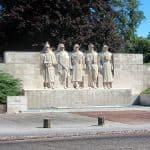 Monument aux Enfants de Verdun Morts pour la France