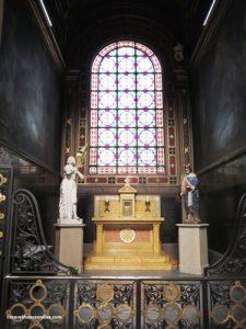 Saint Francois Xavier Church - Chapelle des Morts
