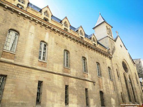 Sanctum Martyrium Chapel in Montmartre