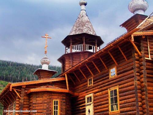 Pessales Russian Orthodox Chapel