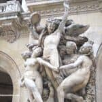 La Danse sculpture by Carpeaux - Opera de Paris