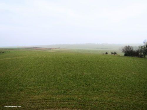 Battle of Crecy en Ponthieu - Battlefield
