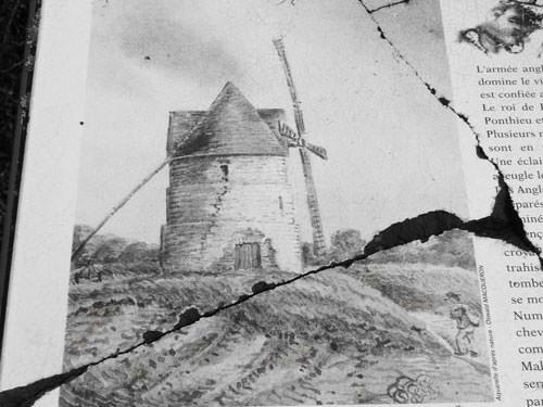 Battle of Crecy en Ponthieu - Moulin d'Edouard