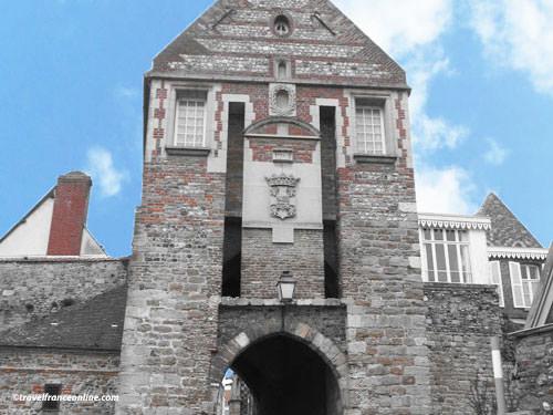 Saint-Valery-sur-Somme - Porte de Nevers