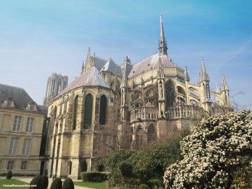 Reims Cathedral - Champagne-Ardenne region