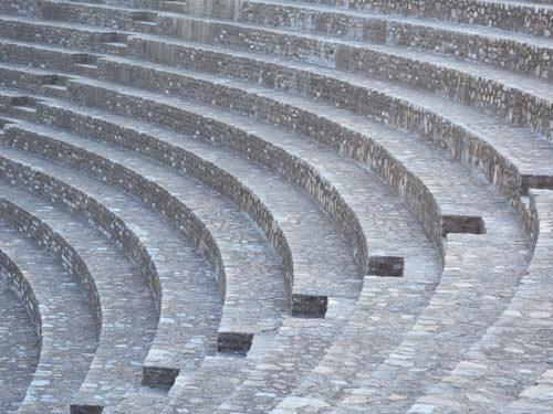 Amphitheater on Colline de Fourvière