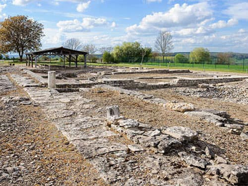 Archaeological site of Alesia