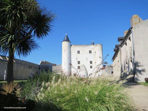 Ile de Noirmoutier - Chateau de Noirmoutier