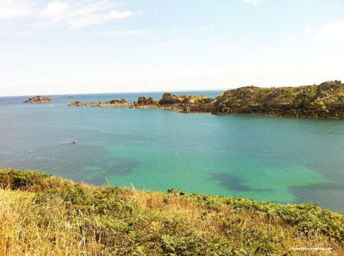 La Pointe du Grouin - Ile des Landes and Chenal de la Vieille Rivière