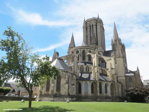 Cathedrale Notre-Dame de Coutances