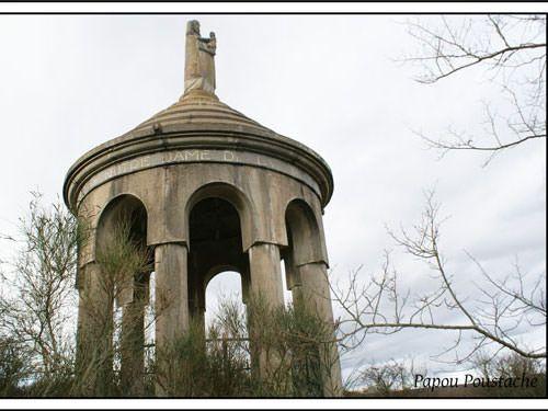 Notre-Dame-de-la-Paix in Le Breuil sur Crouze