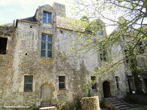 Chateau de Pirou - Vieux Logis