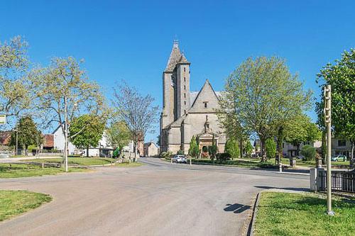 Saint-Pierre of Assier Church