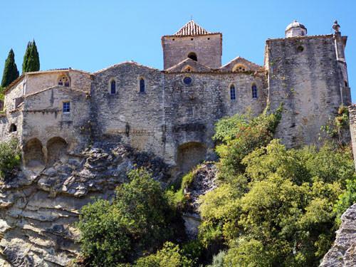 Cathedrale Haute - Vaison-la-Romaine
