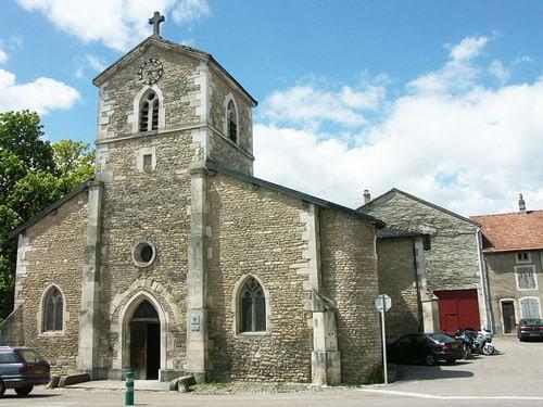 Saint-Remy Church in Domremy-la-Pucelle