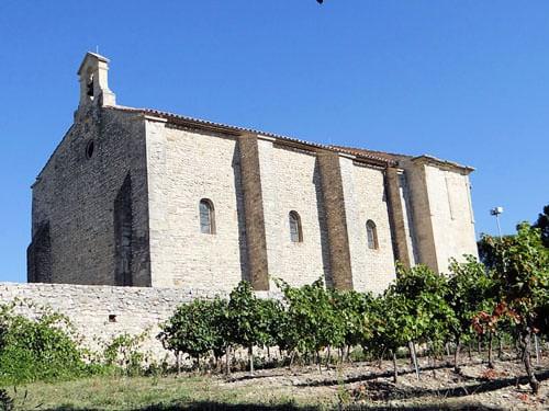 Saint-Quentin Chapel in Vaison-la-Romaine