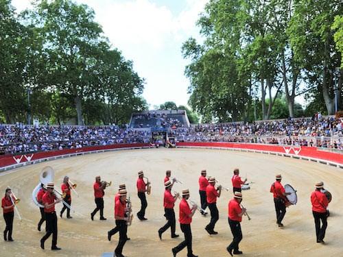 Bullfight - Course Camarguaise - Finale de la Palme d'Or