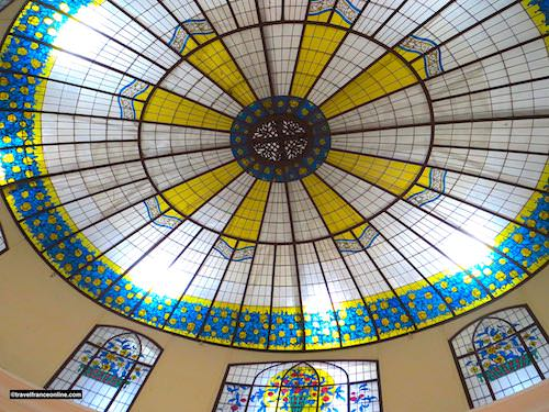 Passage des Princes - Cupola created in the 1930's