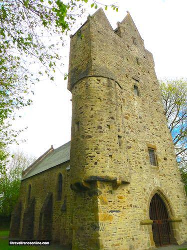 Saint-Gerbold Hermitage