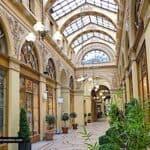 Paris covered passages