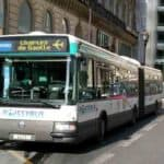 Buses from Charles de Gaulle Airport to Paris - Roissybus