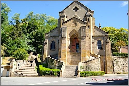 Notre-Dame Church in Herisson