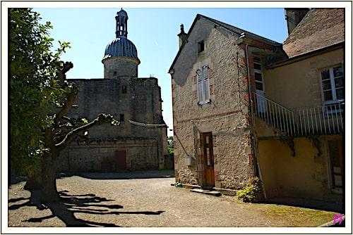 Pinnacle of Tour Qui Qu'en Grogne in Bourbon-l'Archambault