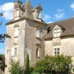 Chateau of Cenevieres in the Lot Valley