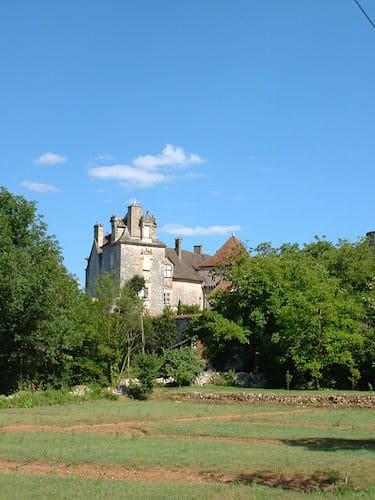 Chateau de Cenevieres