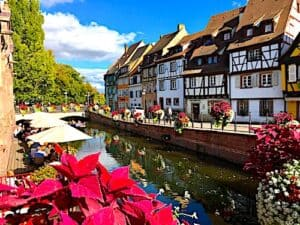 La Petite Venise district in Colmar