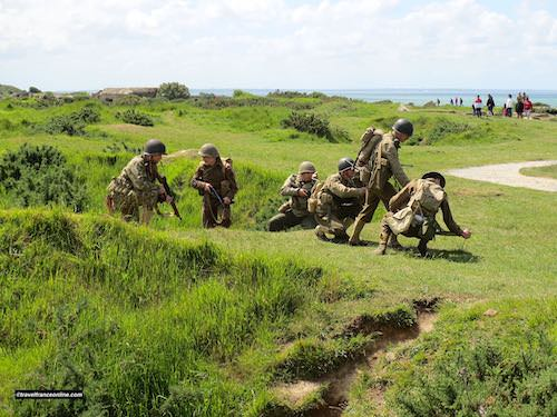 D-Day 75th Anniversary Commemorations - Pointe du Hoc