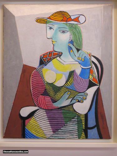 Hotel Sale - Picasso Museum - Portrait de Marie-Thérèse - 1937