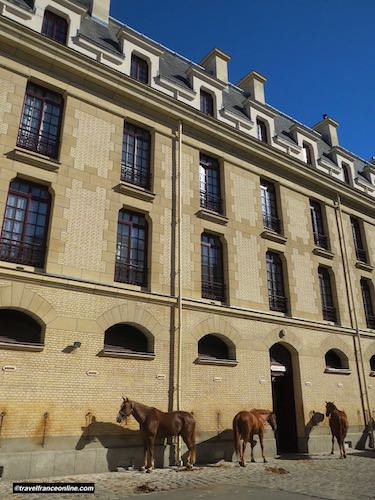 Garde Republicaine horses