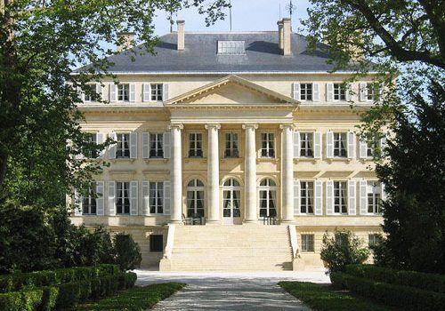 Chateau Margaux in Medoc