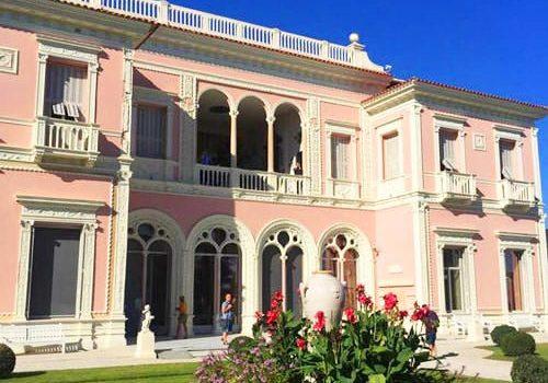 Villa Ephrussi de Rothschild in Saint-Jean-Cap-Ferrat
