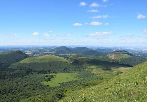 Volcanoes of Auvergne